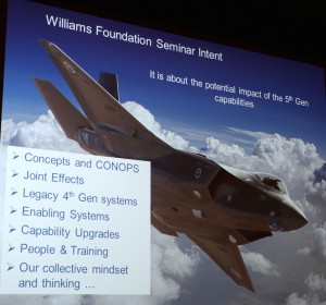 Williams Foundation Conference on Air Combat Operations 2025 and Beyond