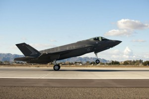 Australian F-35 at Luke AFB. Credit: Luke AFB