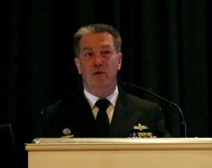 Vice Admiral Barrett